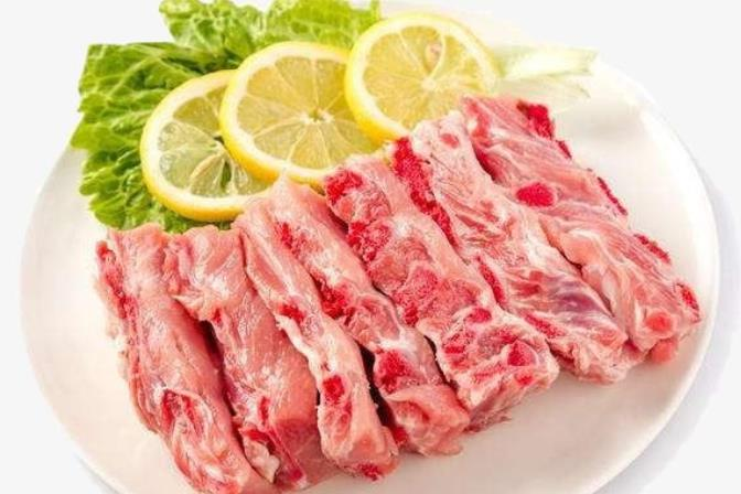 金鑼冷鮮肉骨頭產品圖