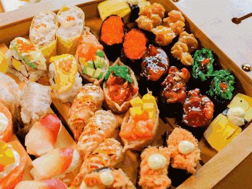 缘喜外带寿司加盟