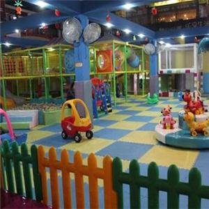 天奇儿童乐园环境