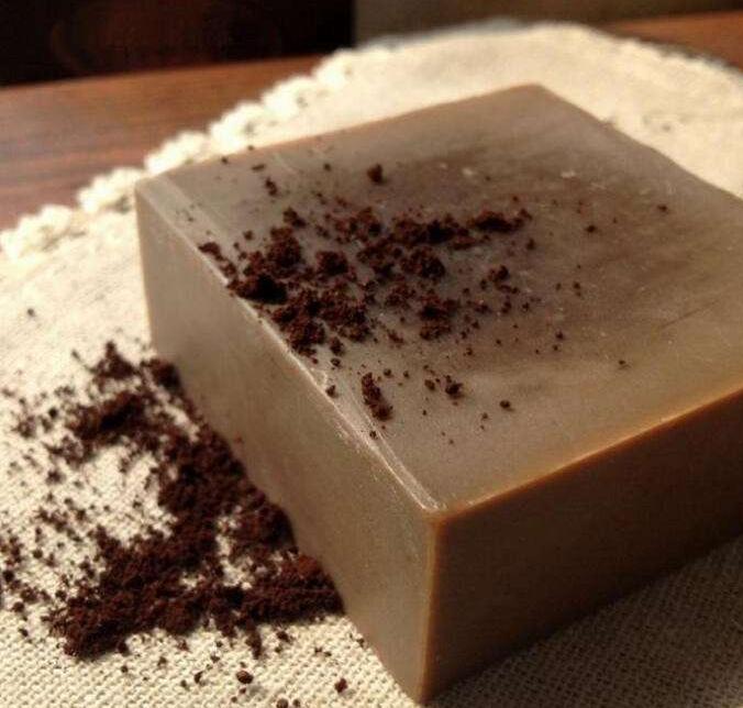 索宝丝手工皂巧克力皂