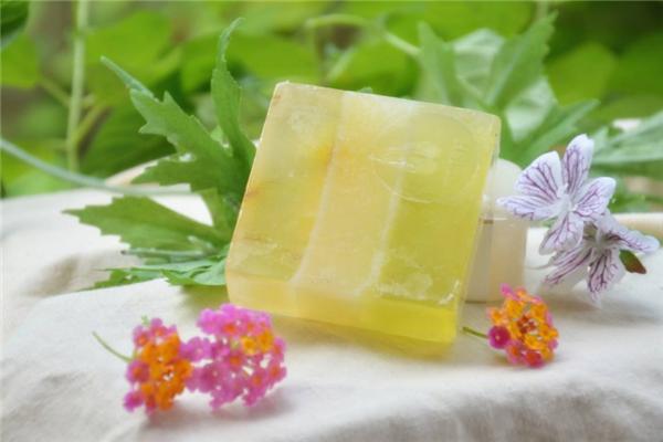 索宝丝手工皂绿皂