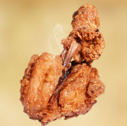 米字弄炸鸡腿优质