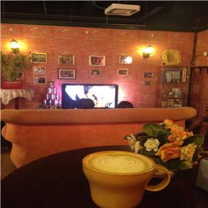 老友記主題咖啡廳展示