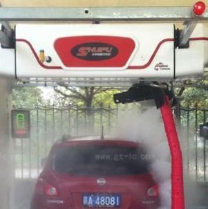 水斧M7洗车机加盟