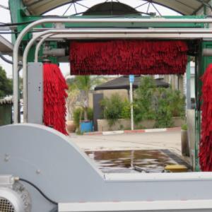 水斧M7洗车机车
