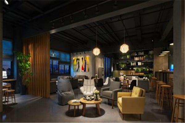 十號咖啡館tencafe-商務風格