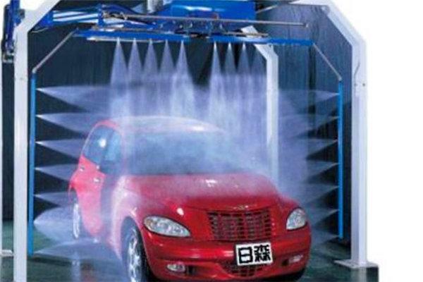 水斧M7洗车机便捷