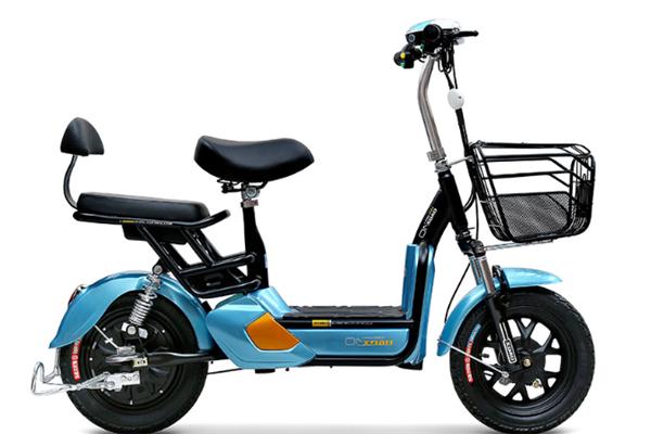 新曰电动自行车环保