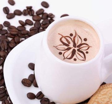谛道咖啡拉花