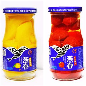 燕春罐头品牌