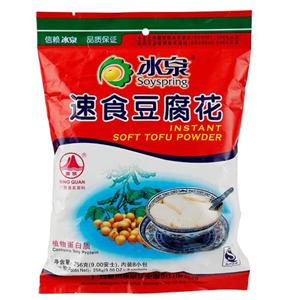 豆世界豆腐花一袋