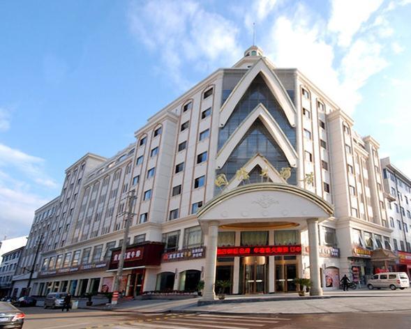 东阳国际大酒店加盟