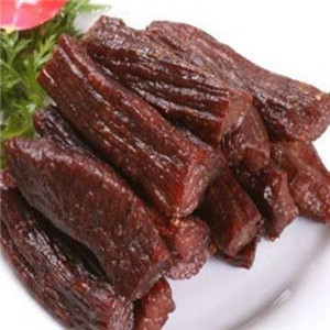 库勒德风味牛肉干