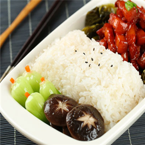 宾来中式快餐香菇