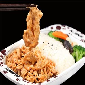 宾来中式快餐羊肉卷