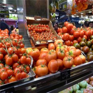 春燕农副食品行西红柿