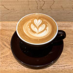 喝杯咖啡實物