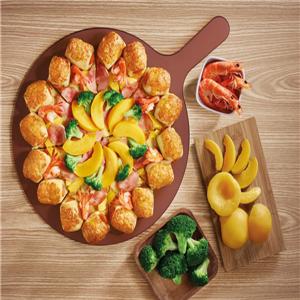 亚咪咕药膳水果披萨
