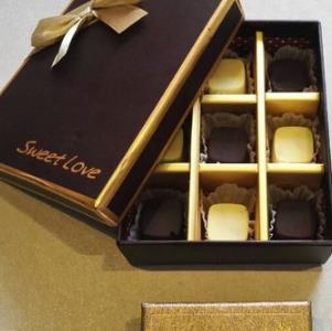 SOOI巧克力礼盒装