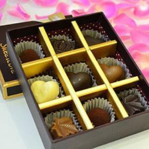 SOOI巧克力包装