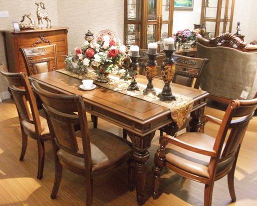 奧克維爾家具餐桌