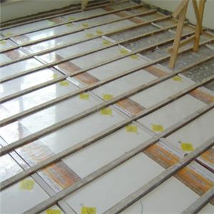 热丽碳晶地板