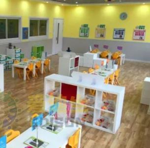 爱迪生幼儿科学发现室手工室