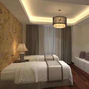 森炎塑形美容院床
