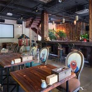 INCAFE独立咖啡馆装饰