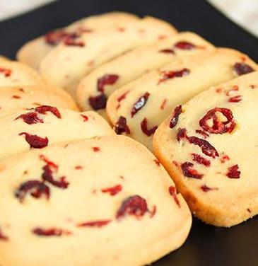 新业西饼蔓越莓曲奇