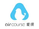 爱课AirCourse品牌logo