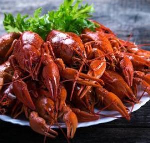 半夜虾叫小龙虾蒜蓉味