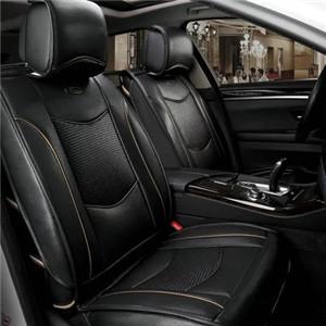 新明汽车黑色座套