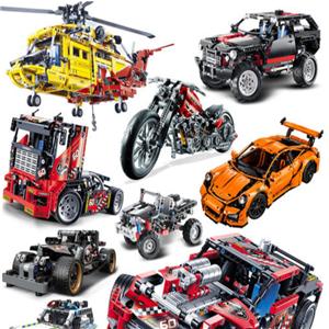 德高玩具车子