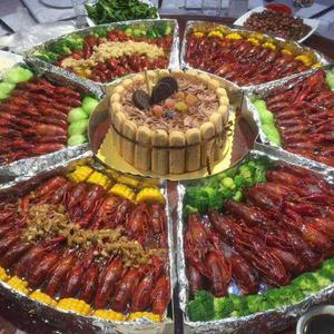 海龍王龍蝦燒烤