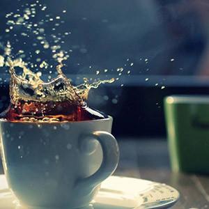 BisousCafé咖啡宣傳
