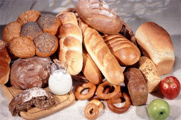 曼可顿食品面包
