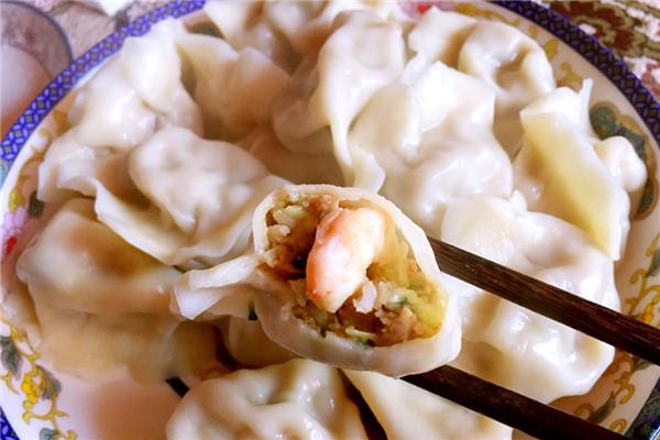 沧浪歌海鲜水饺鲜美
