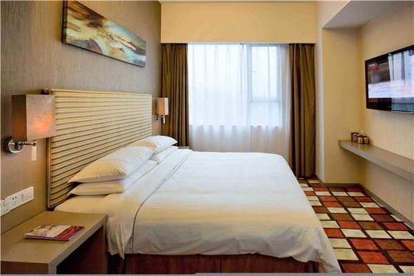 奥林匹克酒店房间