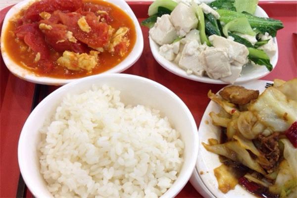 宾来中式快餐豆腐
