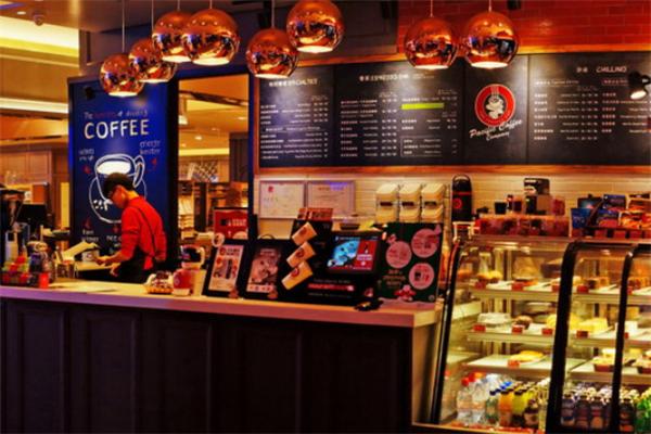 PACIFICCOFFEE咖啡店鋪