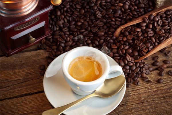 喝杯咖啡廣告