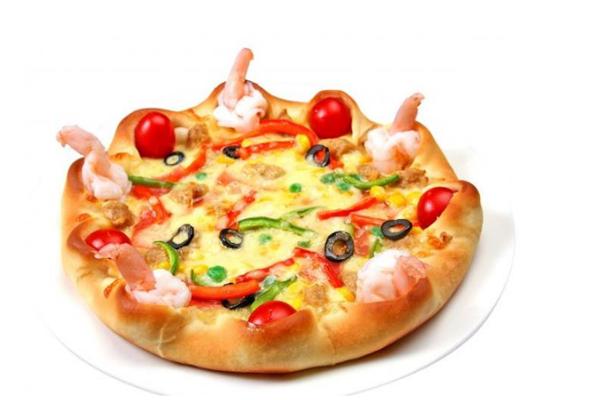 亚咪咕药膳披萨