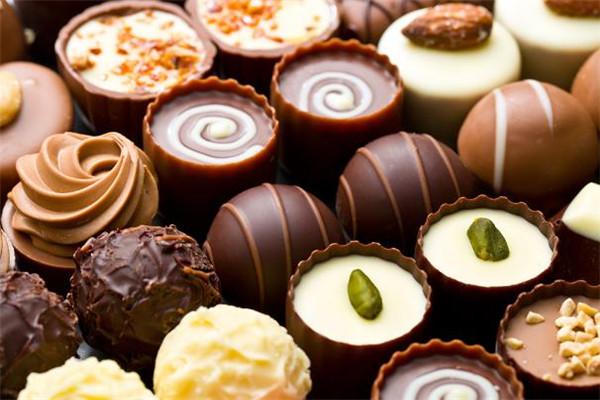 SOOI巧克力各种做法