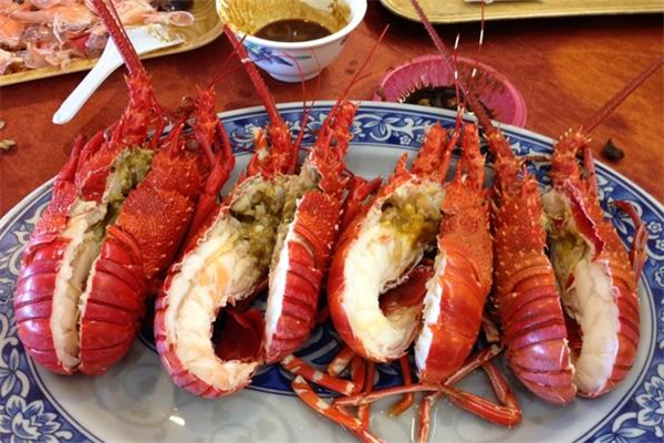 海龙宫海鲜餐厅新品
