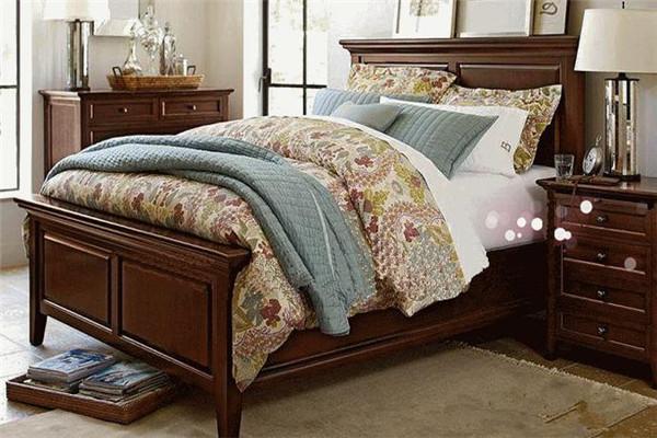 木朵朵家具床