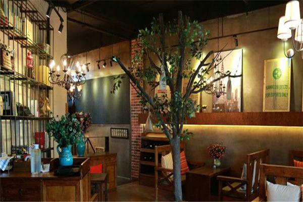 绿岛咖啡音乐酒吧品牌