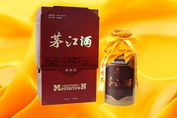 茅江白酒加盟