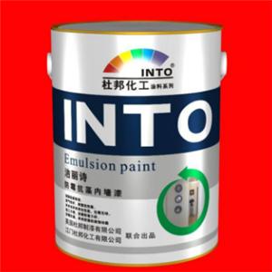 杜邦乳胶漆加盟