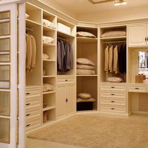 KOLANI整体衣柜白色主题